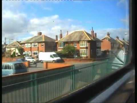 Series 4 Episode 133 - St Annes-on-the-sea to Blackpool South Rail Ride