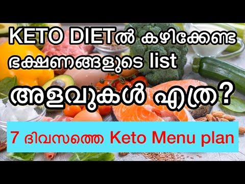 lchf-keto-diet-കഴിക്കേണ്ട-ഭക്ഷണങ്ങളുടെ-അളവ്|-list-of-foods-|7-days-keto-diet-menu-plan