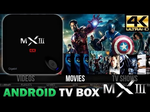 ANDROID TV BOX - ПОДРОБНАЯ НАСТРОЙКА приставок для телевизоров - MXIII G