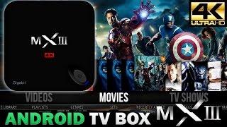 ANDROID TV BOX - ДЕТАЛЬНА НАСТРОЙКА приставок для телевізорів - MXIII G