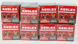 Roblox Toys - Blind Boxes Series 1 - Alexnewtron, Chicken Man, Shedletsky and More
