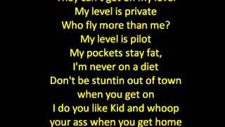 Meek Mill ft Fabolous, Wale, Mac Miller - House Party Remix with Lyrics