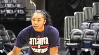 WNBA Atlanta Dream I am Here Video