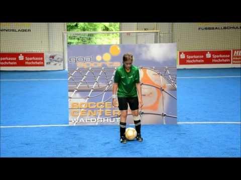 Jenny Steinmann Skills FC Zürich Woman Soccer Talent - goalsports Fußballschule