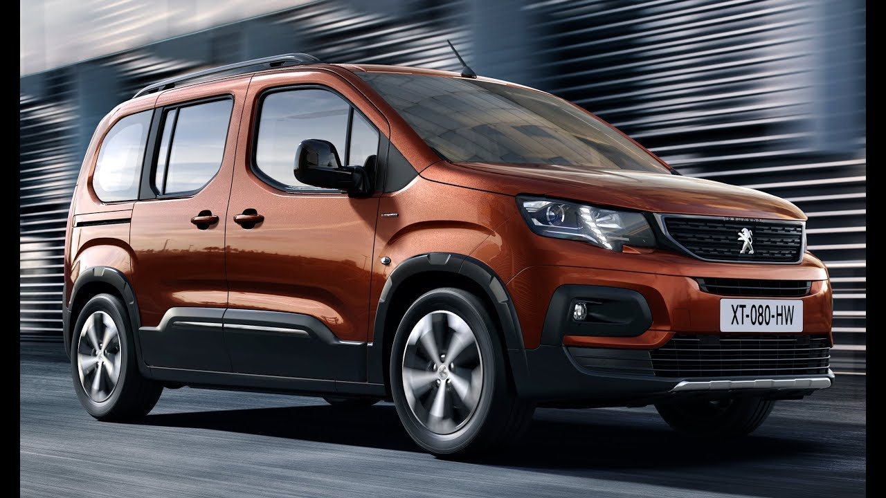 peugeot rifter (2019) up to 7-seater mpv for everyday adventures