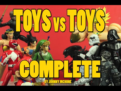 Toys vs Toys: Complete