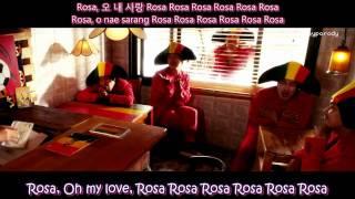 Download lagu Rosa by 하하 HaHa MP3