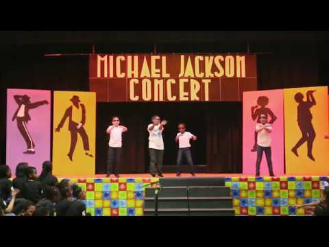 Richmond Heights Elementary School Spring Concert 2018 MICHAEL JACKSON