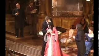 Angela Gheorghiu La Traviata Brindisi Metropolitan Opera New York 2006 Part 1