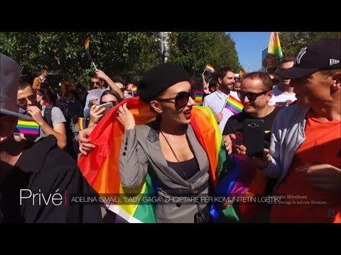 "Adelina Ismaili, ""Lady Gaga"" shqiptare për komunitetin LGBTI"