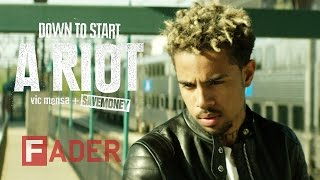 Vic Mensa - Down To Start A Riot (Documentary)