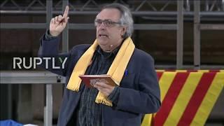LIVE  Junts per Catalunya hold campaign rally in Barcelona