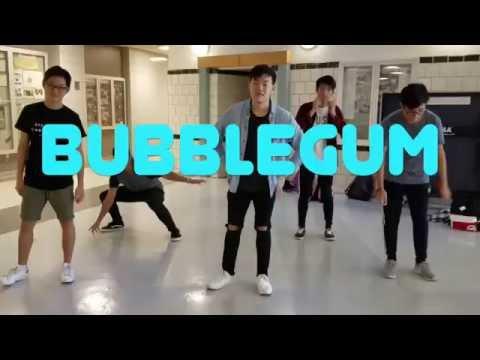Stuy Hip Hop   Bubblegum by Jason Derulo   Peter Lee Beginner Choreography