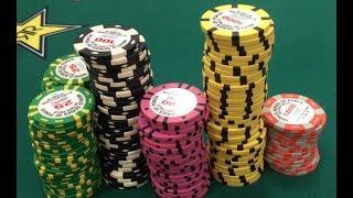 Running Up GIANT Stack In Marathon! Don't Miss! Poker Vlog Ep 65