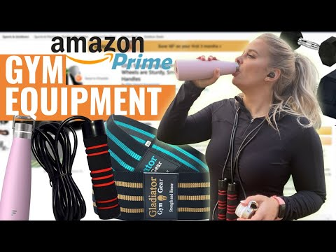 Top 10 Best At Home Workout Equipment & Accessories | Cheap Amazon Prime Finds