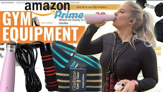 Top 10 Best at Home Workout Equipment & Accessories   Cheap Amazon Prime Finds