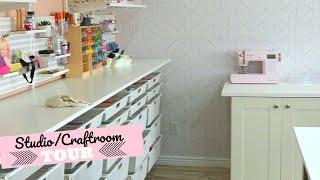 Studio/Craftroom Tour