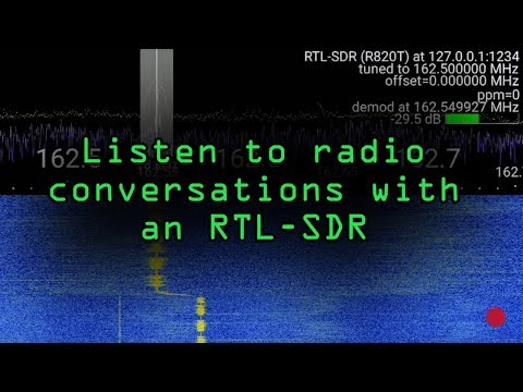 How to Listen to Radio Conversations on Android with an RTL