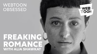 FREAKING ROMANCE Starring Alia Shawkat | WEBTOON
