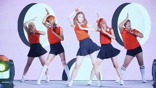 161001 Be My Brownie cover Red Velvet - Russian Roulette + Dumb Dumb @ Esplanade#3 (BIG FINAL)