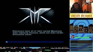 X-Men: The Official Game (PC) Speedrun 1:38:39
