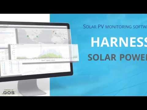 Solar Monitoring Software