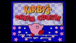 Kirby's Dream Course - Trailer (Console Virtuelle Wii U)