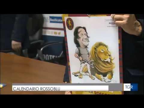 TGR pre-partita Potenza-Cavese, pres. calendario 2018
