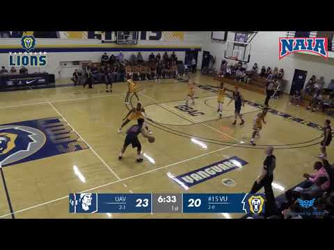 Men's Basketball vs. University of Antelope Valley