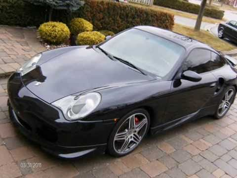 2002 Porsche 911 Twin Turbo Techart Kit Youtube