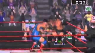 Wwe Raw 2002 (Kurt Angle VS Triple H) Gameplay Y Descargas (PC HQ)