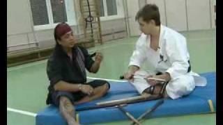 Пекити Тирсия Кали на русском ТВ Pekiti Tirsia Kali on Russian TV 231