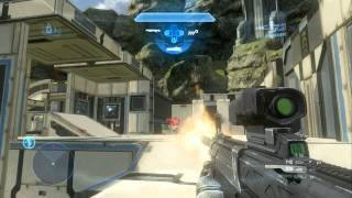 Halo 4 - I Was Wired On Monster Energy (BloodThirst Annihilation FFA Gameplay) HD