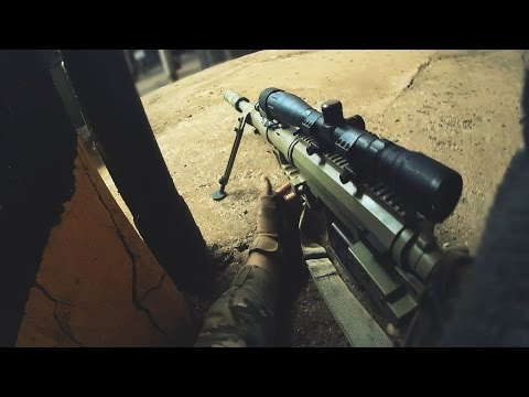 Normal gameplay - m200 scopecam