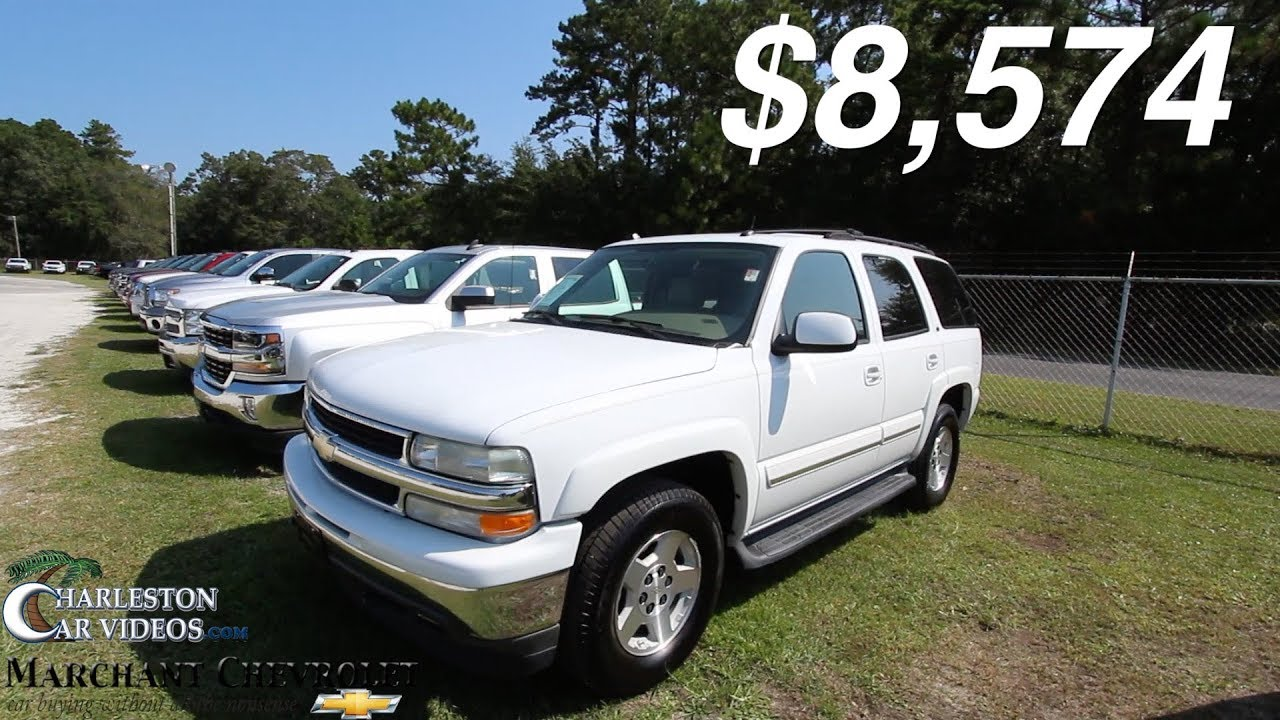 2005 chevrolet tahoe for sale review sept 2017 marchant chevy walkaround tour years later