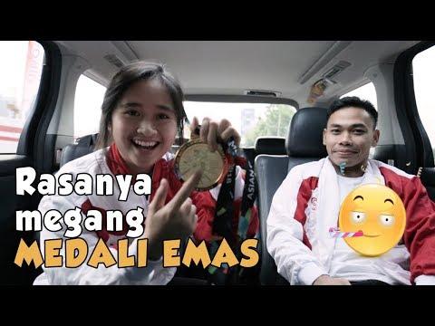 GEMETRAN Megang MEDALI EMAS - Vlogritte