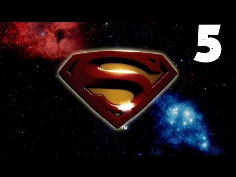 Superman Returns: The Game - Walkthrough Part 5