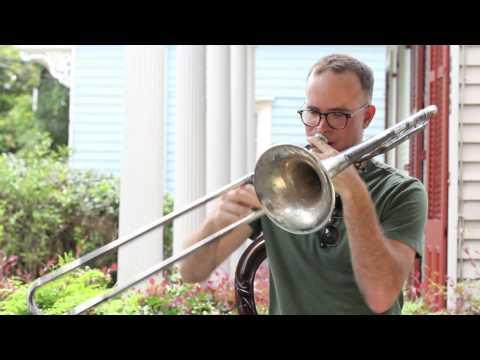 Welbourne Jazz Camp 2013 - Meet Charlie Halloran