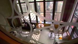 The New York Palace Featured on CBS News