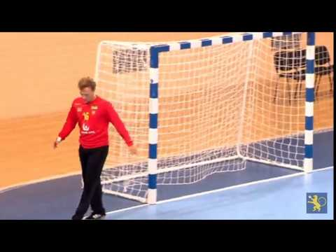 Sweden - France (Group A) - IHF Men's Youth World Championship