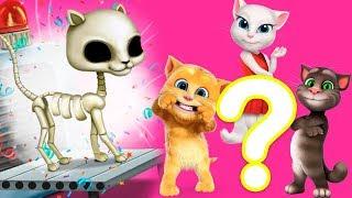 Угадай популярного котика   Котомейкер в детской игре