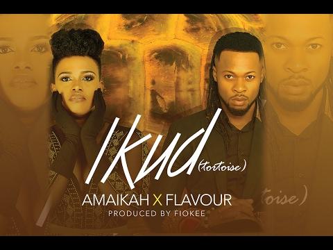AMAIKAH   IKUD Feat  FLAVOUR Official video
