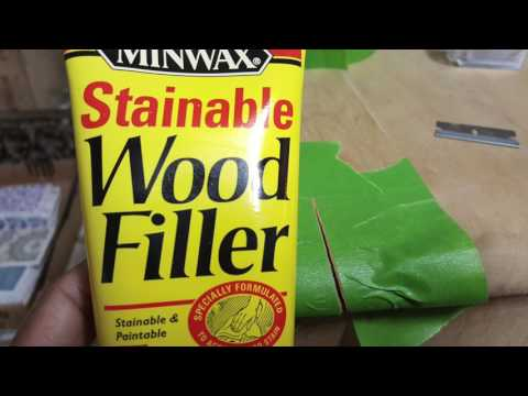 How to Fix Splits in Wood for Refinishing