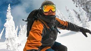 GoPro: Travis Rice - Backcountry Snowboarding 2018 Highlight