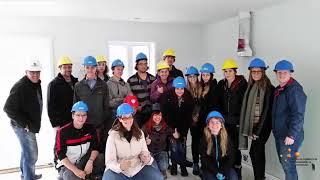 Dessin de bâtiment - Visite de chantiers