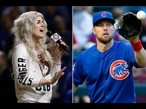 Ben Zobrist divorces wife Julianna for 'inappropriate marital conduct'