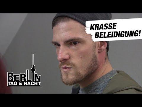 Berlin  Tag & Nacht  David beleidigt seine Mutter! #1648  RTL II