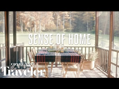Beauty expert Jodie Patterson's home-away-from-home in the Delaware River Valley