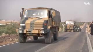 العملية العسكرية التركية شمال سوريا