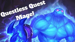 Questless Quest Mage! Leyline Manipulator Exodia! [Hearthstone Game of the Day]